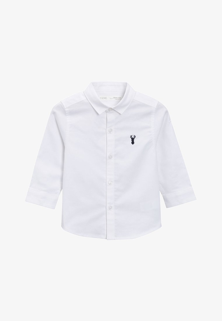 Next - OXFORD - Shirt - white