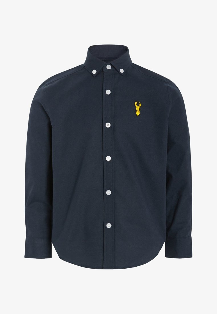 Next - OXFORD - Shirt - dark blue
