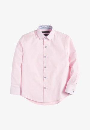 LONG SLEEVE SMART SHIRT (3-16YRS) - Skjorta - pink