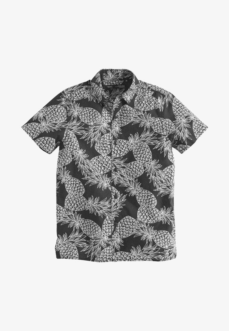 Next - MONOCHROME PINEAPPLE - Overhemd - black