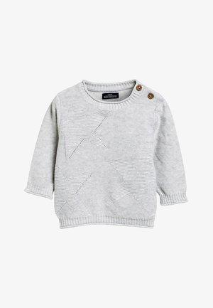 STAR RIPPLE - Jersey de punto - grey
