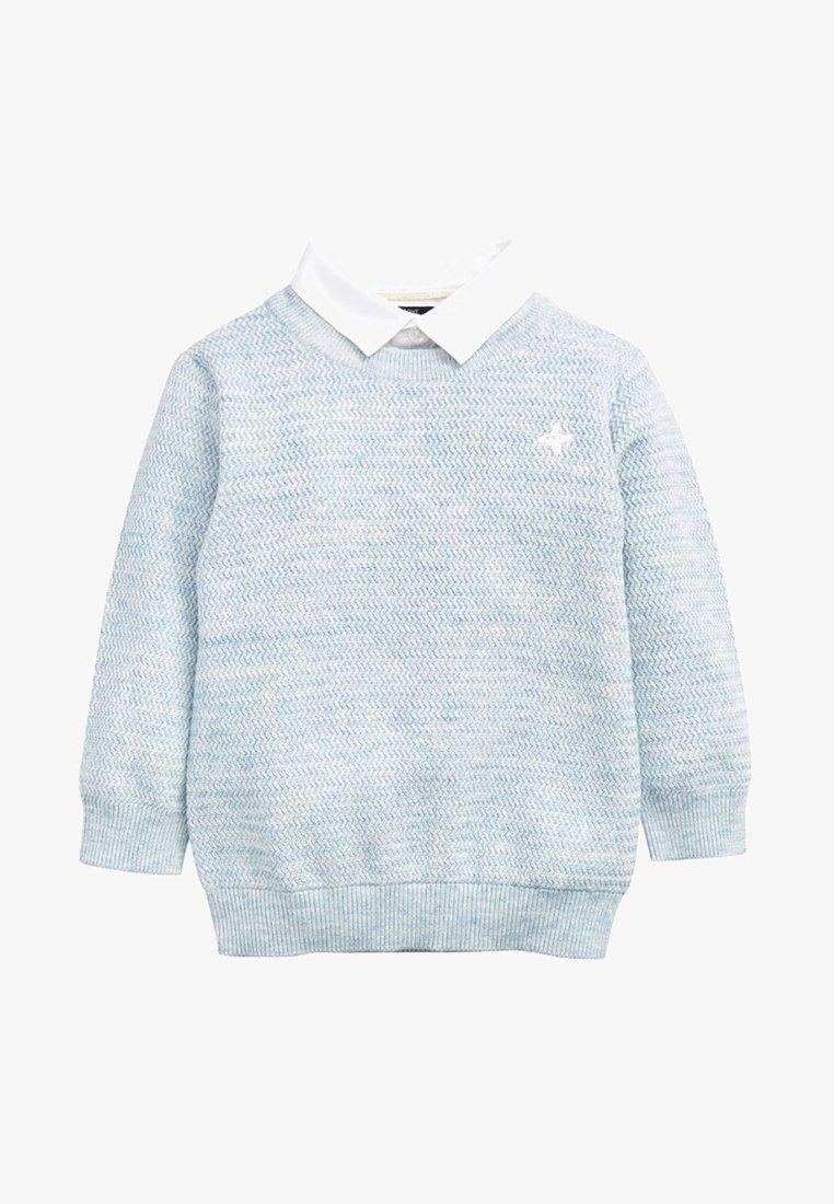 Next - Pullover - blue