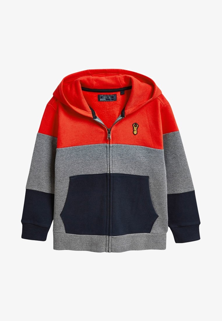Next - Sweatjacke - red