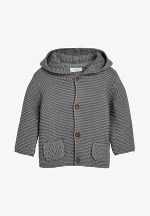 Strickjacke - gray