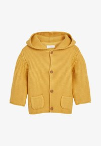 Next - Cardigan - yellow - 0