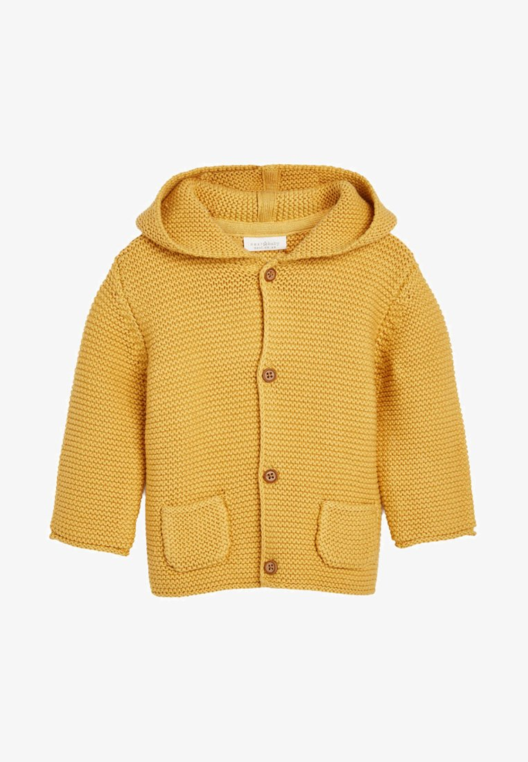 Next - Cardigan - yellow