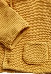 Next - Strickjacke - yellow