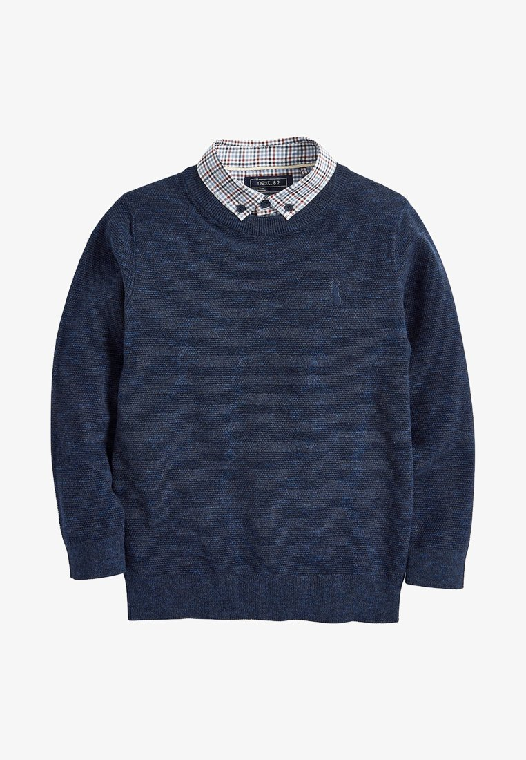 Next - Pullover - blue
