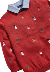 Next - CHRISTMAS - Trui - red - 2
