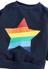 Next - RAINBOW STAR - Sweater - blue - 2