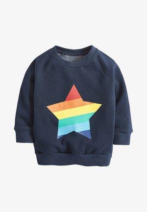 RAINBOW STAR - Sudadera - blue