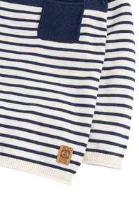 Next - NAVY/ECRU STRIPE JUMPER (3MTHS-7YRS) - Trui - blue - 2