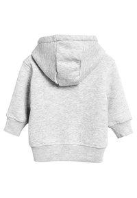Next - ESSENTIAL - veste en sweat zippée - grey - 1