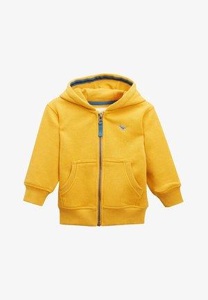 ESSENTIAL - veste en sweat zippée - yellow