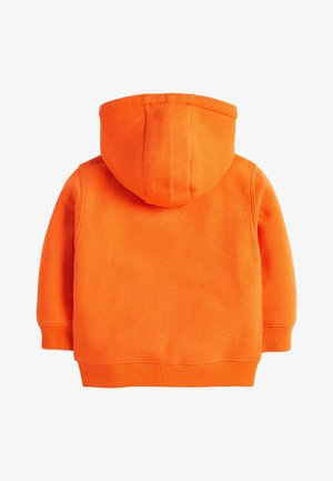 ESSENTIAL - veste en sweat zippée - orange