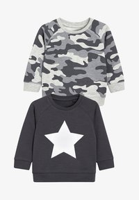 Next - TWO PACK  - Sweater - gray - 0