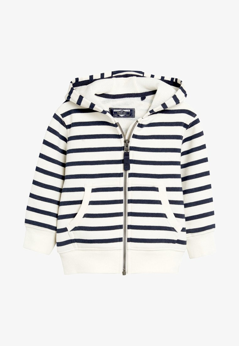 Next - Zip-up hoodie - blue