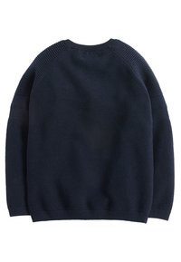 Next - TEXTURED - Pullover - navy - 1