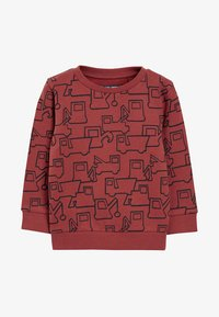 Next - Sweatshirt - red - 0