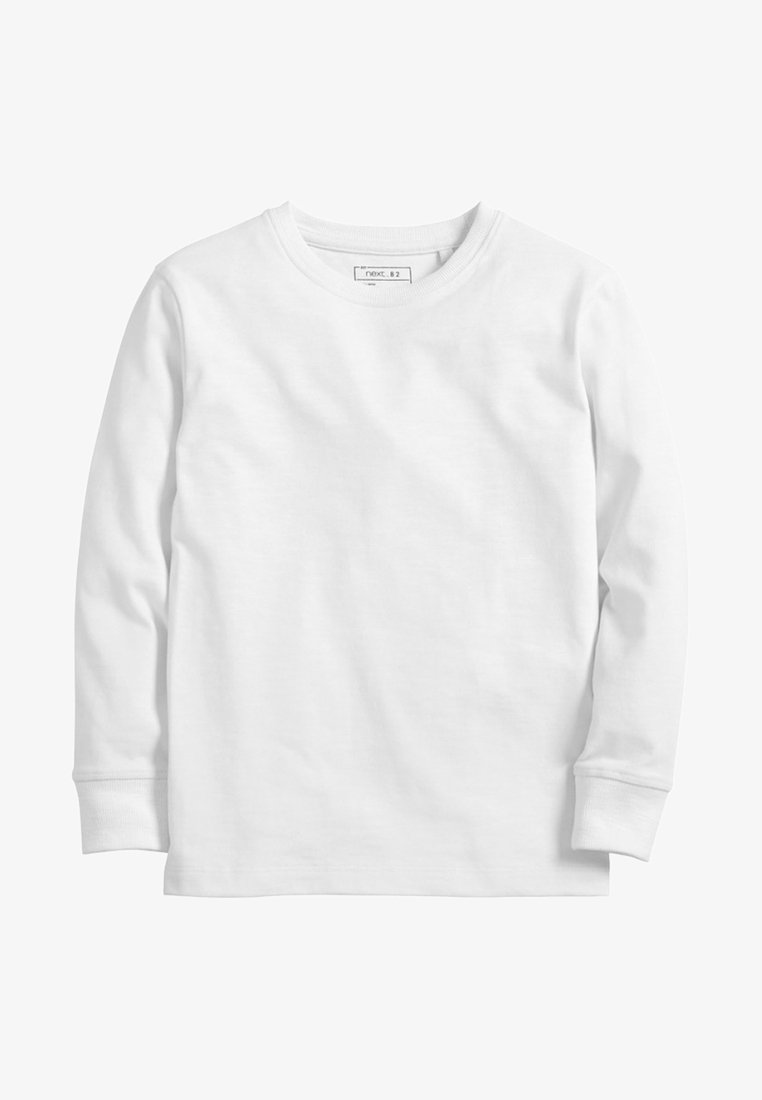 Next - COSY - Long sleeved top - white