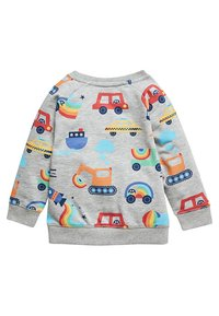 Next - RAINBOW - Sweatshirt - grey - 1