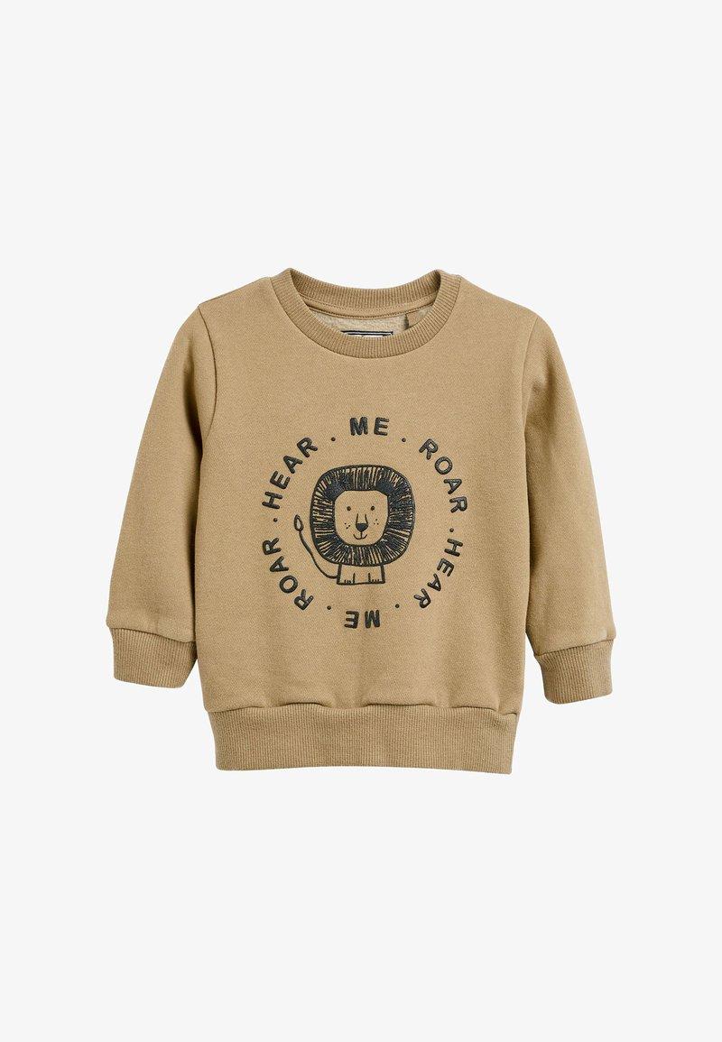 Next - Sweatshirt - beige