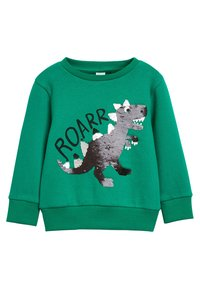 Next - DINO - Sweater - green - 1