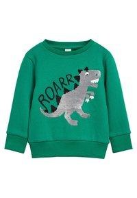 Next - DINO - Sweater - green - 3