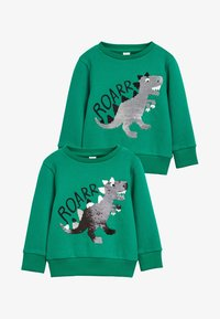 Next - DINO - Sweater - green - 0