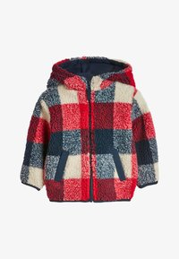 Next - Zip-up hoodie - red - 0
