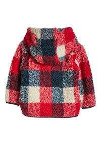 Next - Zip-up hoodie - red - 1