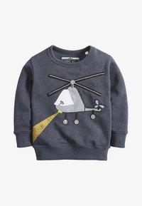 Next - HELICOPTER - Sweatshirt - blue - 0