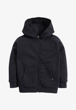 BLACK ZIP THROUGH HOODY (3-16YRS) - Zip-up hoodie - blue