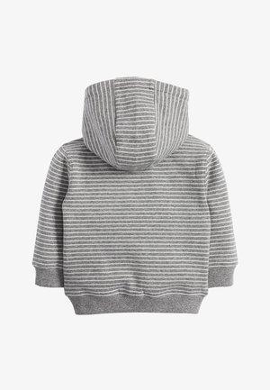 DINO APPLIQU - Zip-up hoodie - grey