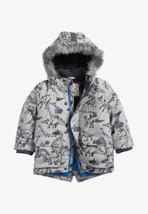 Vinterfrakker - grey