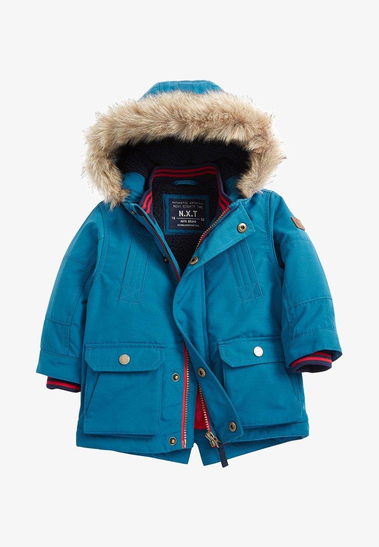 Next - Winter coat - blue