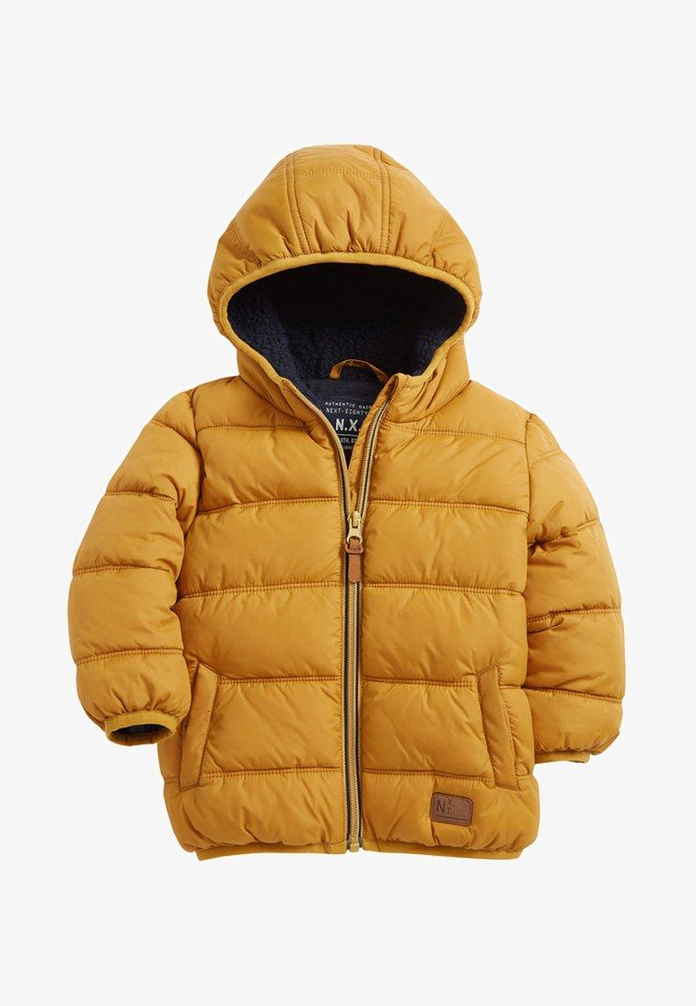 Next - Winter jacket - yellow