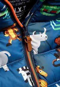 Next - Winter jacket - royal blue - 2