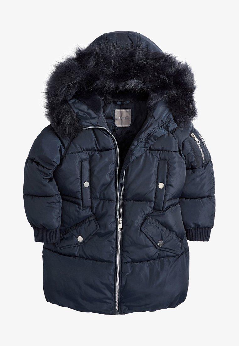Next - SHOWER RESISTANT  - Winter coat - blue