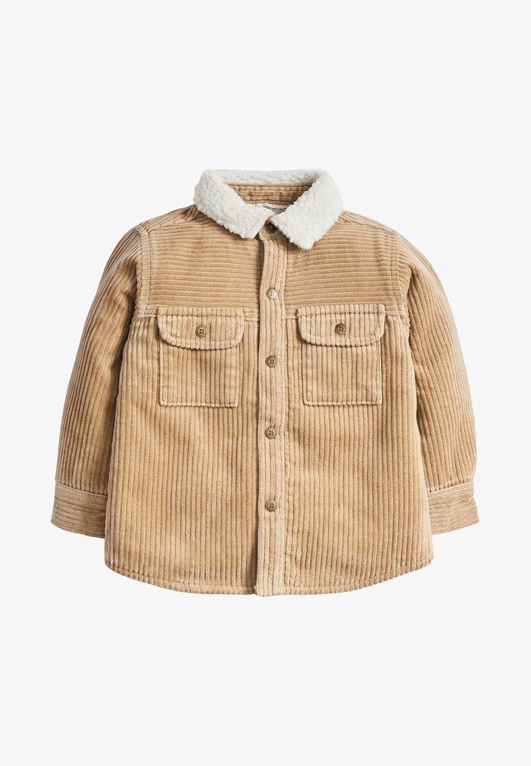 Next - Light jacket - brown