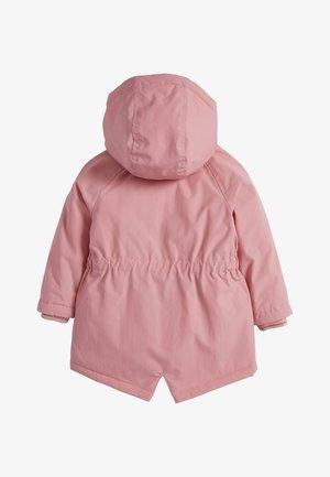 PINK PARKA (3MTHS-7YRS) - Parka - pink