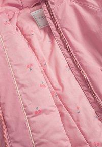 Next - PINK PARKA (3MTHS-7YRS) - Parkas - pink - 3