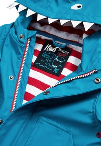 Next - RED SHOWER RESISTANT RUBBER JACKET (3MTHS-7YRS) - Waterproof jacket - blue - 4