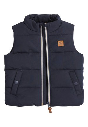 NAVY GILET (3MTHS-7YRS) - Smanicato - blue