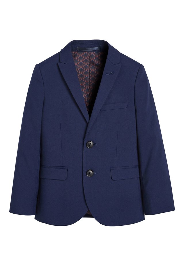 SUIT JACKET (12MTHS-16YRS)-TAILORED FIT - Colbert - blue
