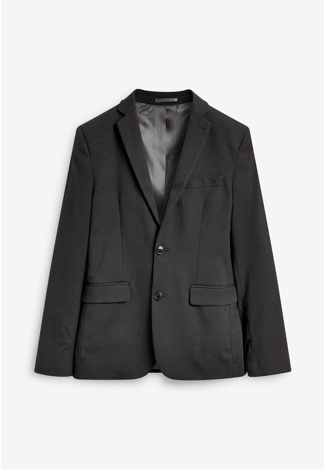 SUIT JACKET (12MTHS-16YRS)-TAILORED FIT - Chaqueta de traje - black