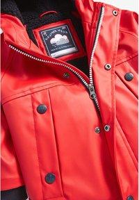 Next - RED DINOSAUR ANORAK (3MTHS-7YRS) - Waterproof jacket - red - 2