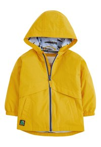Next - RED SHOWER RESISTANT ANORAK (3MTHS-7YRS) - Impermeabile - yellow - 0