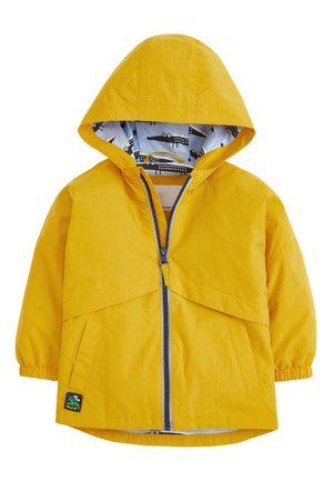 RED SHOWER RESISTANT ANORAK (3MTHS-7YRS) - Waterproof jacket - yellow