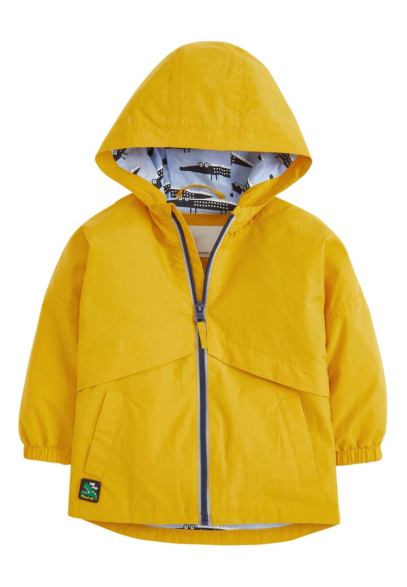Next - RED SHOWER RESISTANT ANORAK (3MTHS-7YRS) - Impermeabile - yellow